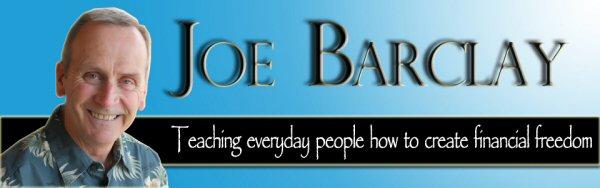 network marketing blog JoeBarclay.com
